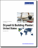 Drywall & Building Plaster: United States - The Freedonia Group - Industry Market Research