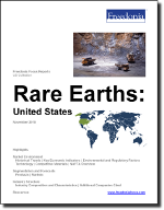 Rare Earths: United States - The Freedonia Group - Industry Market Research