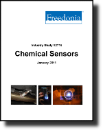 Chemical Sensors  - The Freedonia Group - Industry Market Research