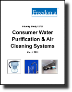 Consumer Water Purification & Air Cleaning Systems  - The Freedonia Group - Industry Market Research