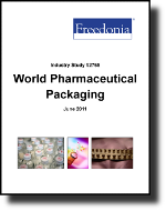 World Pharmaceutical Packaging  - The Freedonia Group - Industry Market Research