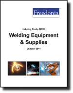 Welding Equipment & Consumables  - The Freedonia Group - Industry Market Research