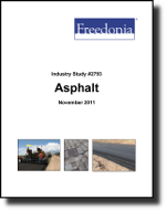 Asphalt  - The Freedonia Group - Industry Market Research
