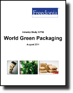 World Green Packaging  - The Freedonia Group - Industry Market Research