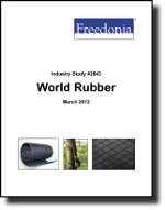 World Rubber  - The Freedonia Group - Industry Market Research