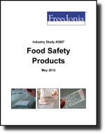 Food Safety Products  - The Freedonia Group - Industry Market Research