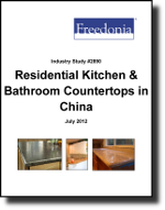 Residential Kitchen & Bath Countertops in China  - The Freedonia Group - Industry Market Research