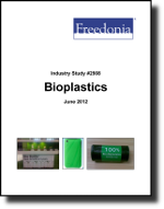 Bioplastics  - The Freedonia Group - Industry Market Research