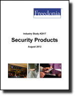 Security Products  - The Freedonia Group - Industry Market Research