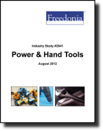 Power & Hand Tools  - The Freedonia Group - Industry Market Research