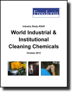 World Industrial & Institutional (I&I) Cleaning Chemicals  - The Freedonia Group - Industry Market Research