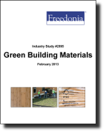 Green Building Materials  - The Freedonia Group - Industry Market Research