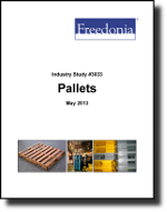 Pallets  - The Freedonia Group - Industry Market Research