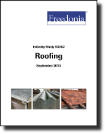 Roofing - The Freedonia Group - Industry Market Research