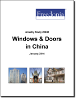 Windows & Doors in China - The Freedonia Group - Industry Market Research