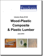 Wood-Plastic Composite & Plastic Lumber - The Freedonia Group - Industry Market Research