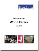 World Filters - The Freedonia Group - Industry Market Research