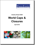 World Caps & Closures - The Freedonia Group - Industry Market Research