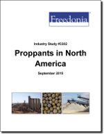 Proppants in North America - The Freedonia Group - Industry Market Research