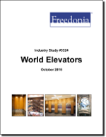 World Elevators - The Freedonia Group - Industry Market Research