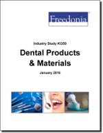 Dental Products & Materials - The Freedonia Group - Industry Market Research