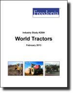 World Tractors  - The Freedonia Group - Industry Market Research