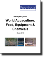 World Aquaculture: Feed, Equipment & Chemicals - The Freedonia Group - Industry Market Research