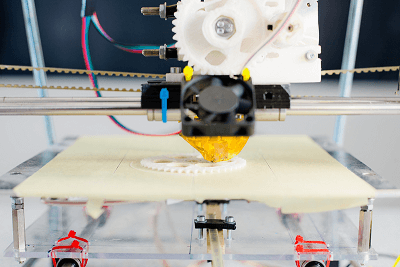 Soaring in Aerospace, Will 3D Printing Take Off in Auto Manufacturing Next?