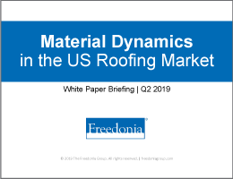 Material Dynamics in the US Roofing Market