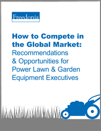 Recommendations & Opportunities for Power Lawn & Garden Equipment Executives