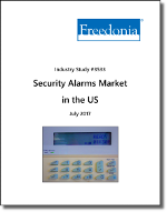 Security Alarms in the US by Product and Market