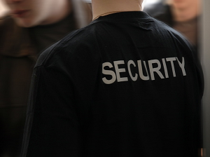 Security Staff Shirt
