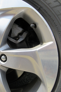 Brake Parts in Tire