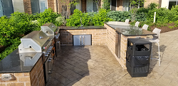 Outdoor Furniture and Grills