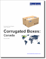 Corrugated Boxes: Canada - The Freedonia Group - Industry Market Research