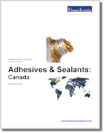 Adhesives & Sealants: Canada - The Freedonia Group - Industry Market Research