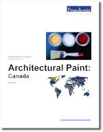 Architectural Paint: Canada - The Freedonia Group - Industry Market Research