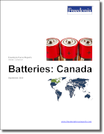 Batteries: Canada - The Freedonia Group - Industry Market Research