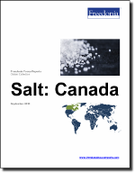 Salt: Canada - The Freedonia Group - Industry Market Research