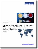 Architectural Paint: United Kingdom - The Freedonia Group - Industry Market Research