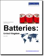 Batteries: United Kingdom - The Freedonia Group - Industry Market Research