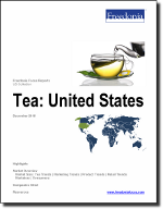 Tea: United States - The Freedonia Group - Industry Market Research