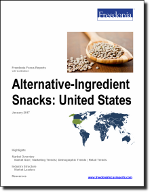 Alternative-Ingredient Snacks: United States - The Freedonia Group - Industry Market Research