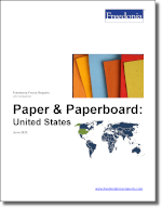 Paper & Paperboard: United States - The Freedonia Group - Industry Market Research