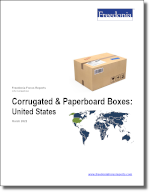 Corrugated & Paperboard Boxes: United States - The Freedonia Group - Industry Market Research