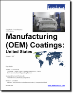 Manufacturing (OEM) Coatings: United States - The Freedonia Group - Industry Market Research