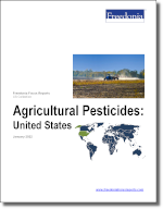 Agricultural Pesticides: United States - The Freedonia Group - Industry Market Research