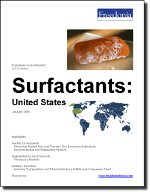 Surfactants: United States - The Freedonia Group - Industry Market Research