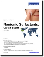 Nonionic Surfactants: United States - The Freedonia Group - Industry Market Research
