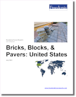 Bricks, Blocks & Pavers: United States - The Freedonia Group - Industry Market Research